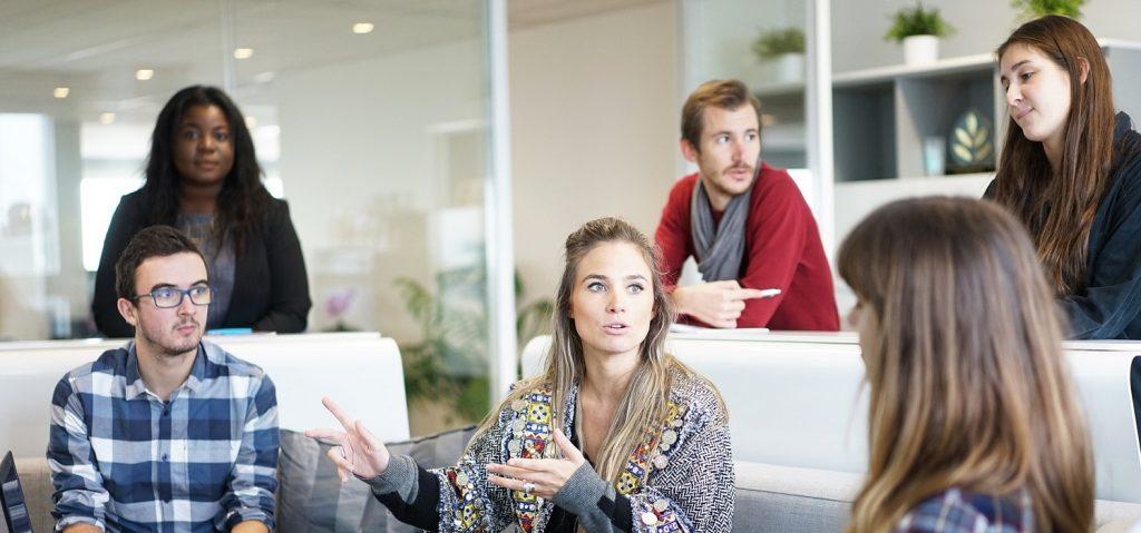 Intervisie communicatieprofessionals